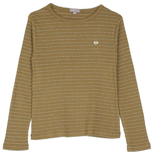 Emile et Ida Tee Shirt Ecorce (Shirt)-1