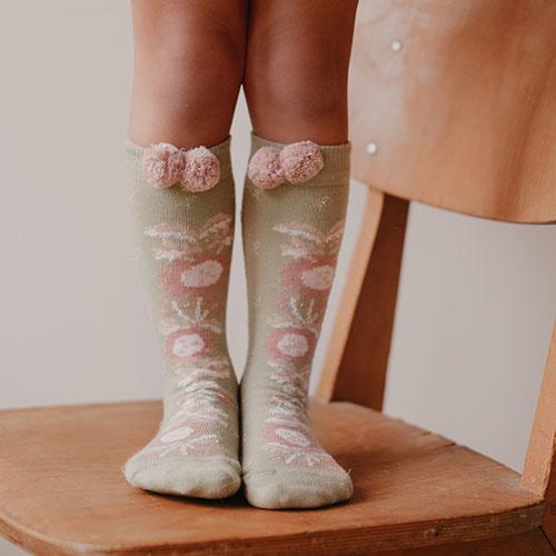 Louise Misha Socks Chavka Sienna (Sokken)-4