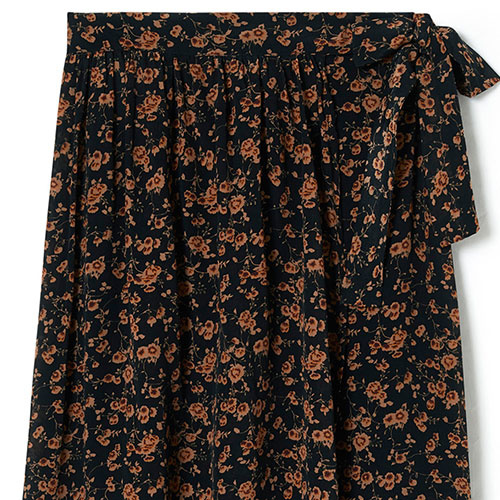 Louise Misha Woman Skirt Lucinda Gipsy Flowers (Rok)-6