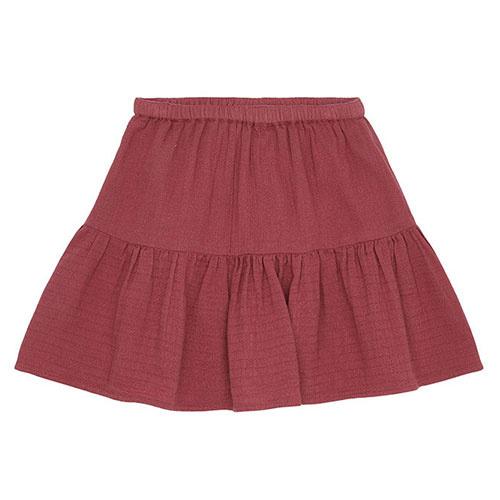 Soft Gallery Fiora Skirt Apple Butter (Rok)-1