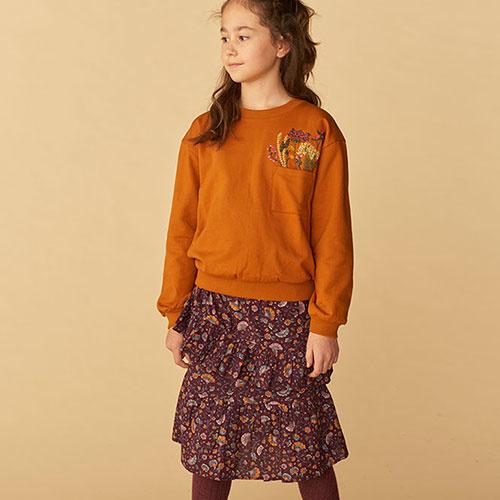 Soft Gallery Ginny Skirt Vintage Flower (Rok)-2