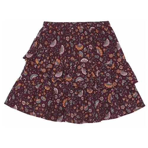 Soft Gallery Ginny Skirt Vintage Flower (Rok)-1