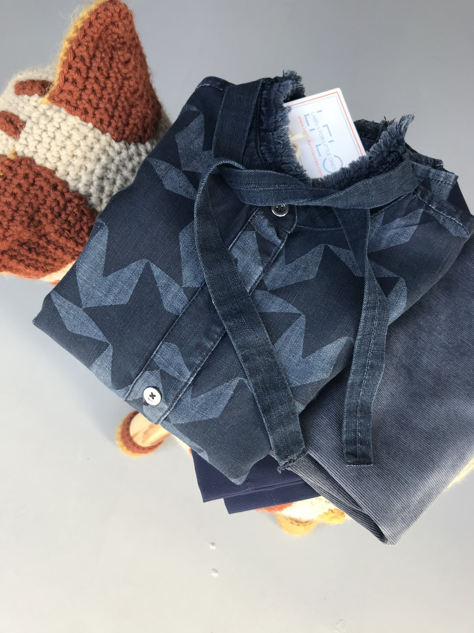 Blu & Blue New York Anna Tencel Shirt (Blouse)-2