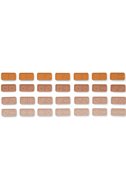 Liewood Dodo Domino Rose Multi Mix (Dominoset)