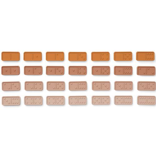 Liewood Dodo Domino Rose Multi Mix (Dominoset)-1