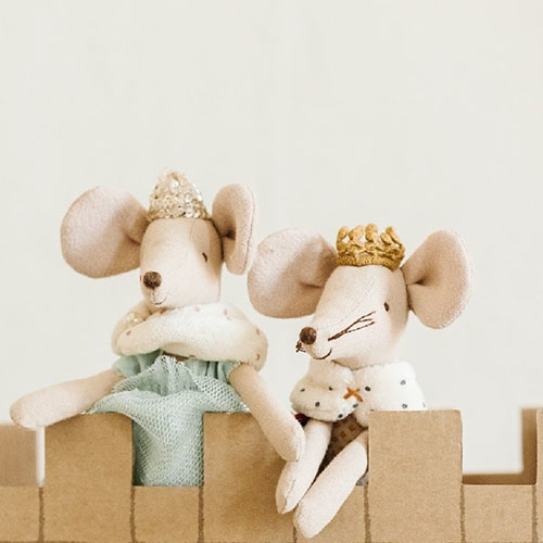 Maileg King mouse (muis)-2