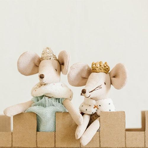 Maileg Queen mouse (muis)-2