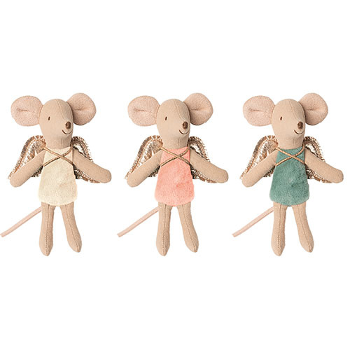 Maileg Fairy mouse, 3 Little sister (muis)-1