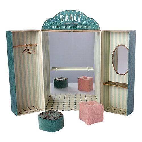 Maileg Ballet school (ballet studio)-1