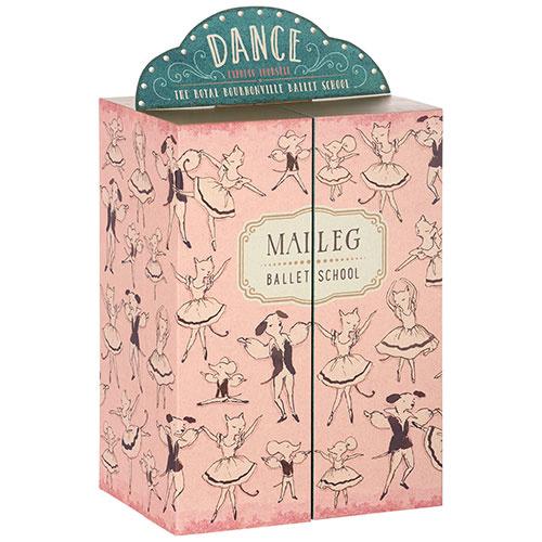 Maileg Ballet school (ballet studio)-3