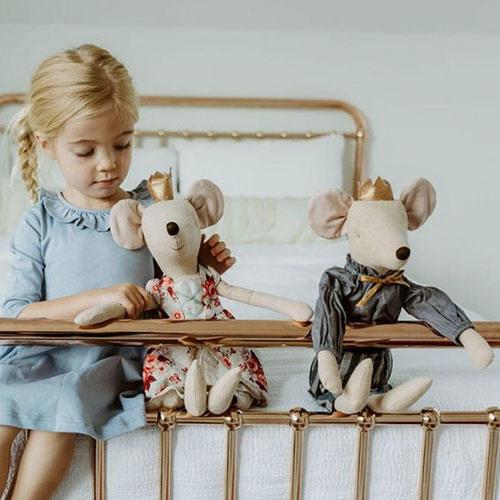 Maileg Princess, Maxi mouse (muis)-4