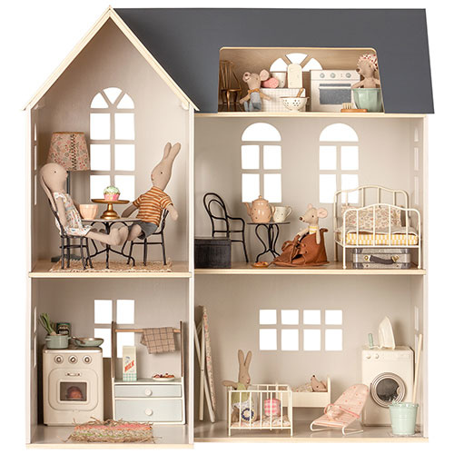 Maileg House of miniature - Dollhouse (poppenhuis)-4