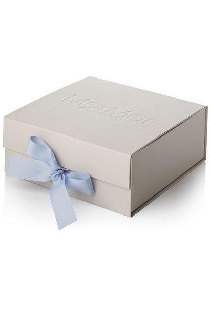 MarMar Copenhagen Newborn Baby Gift Box Pale Blue 2 piece (Cadeau set)