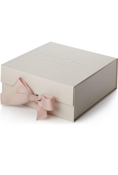 MarMar Copenhagen Newborn Baby Gift Box Rose 2 piece (Cadeau set)