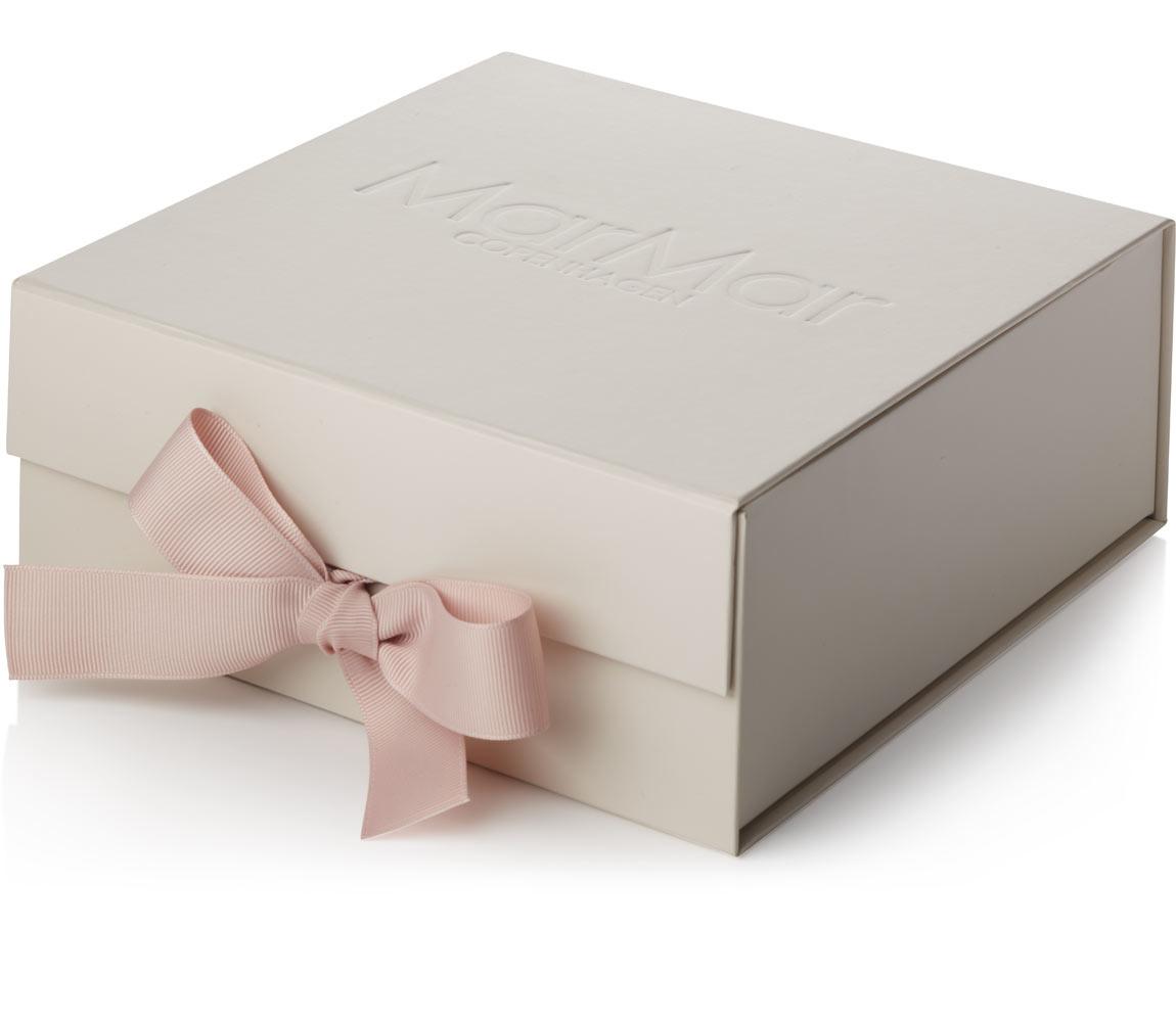 MarMar Copenhagen Newborn Baby Gift Box Rose 2 piece (Cadeau set)-1