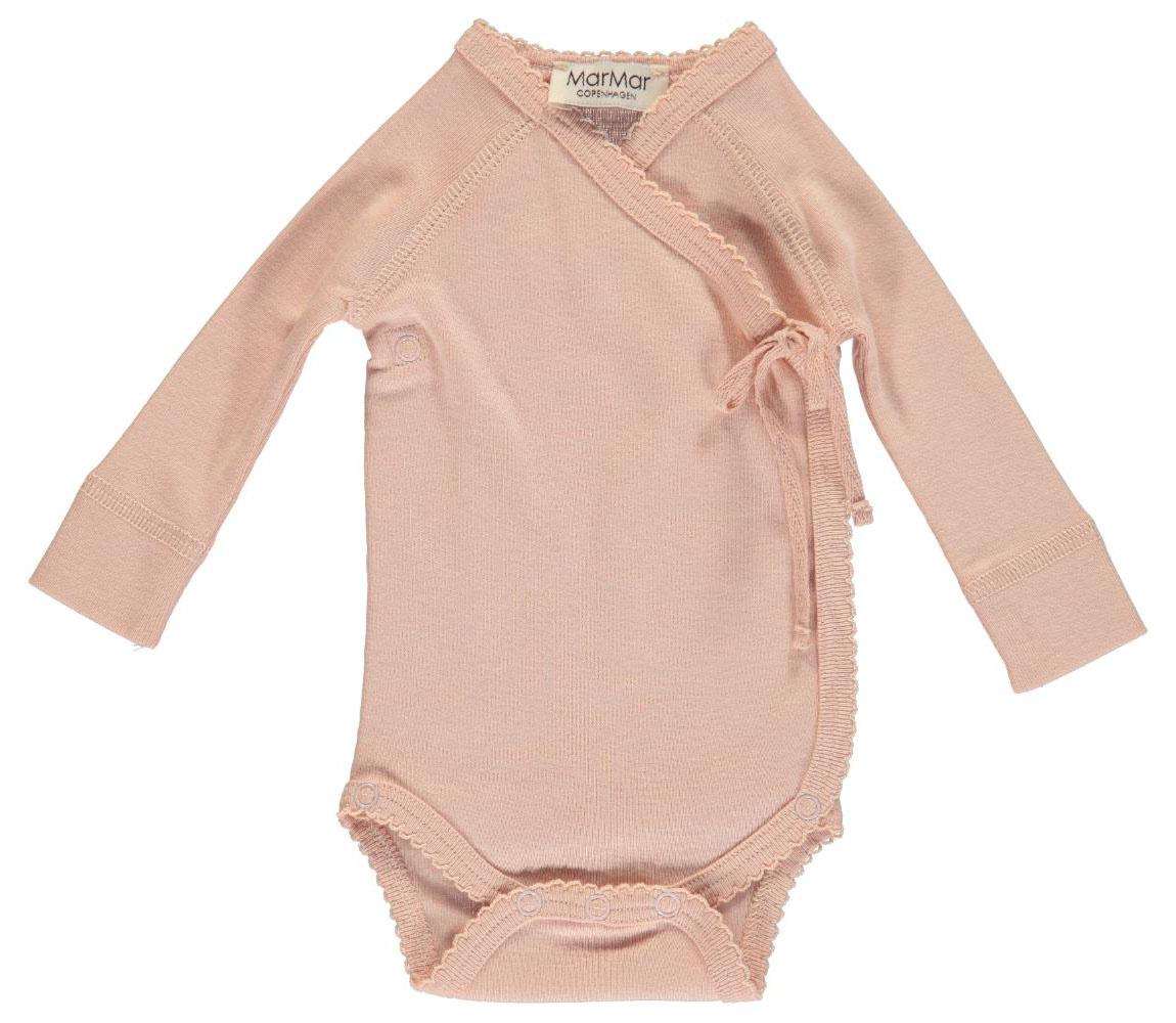 MarMar Copenhagen Newborn Baby Gift Box Rose 2 piece (Cadeau set)-5