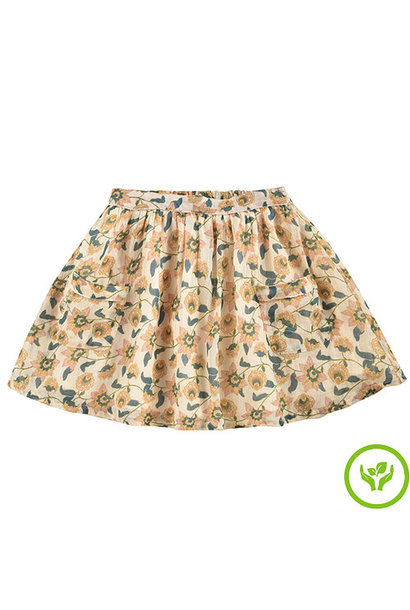 Louise Misha Dollina Skirt Cream Flowers (rok)