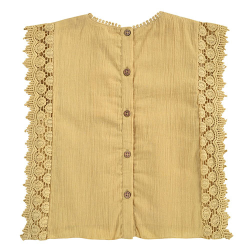 Louise Misha Adolio Blouse Soft Honey (shirt)-8