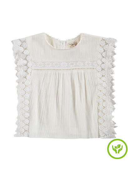 Louise Misha Adolio Blouse Off-White (shirt)