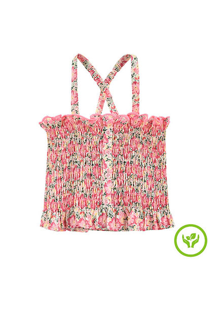 Louise Misha Malika Top Pink Meadow (shirt)