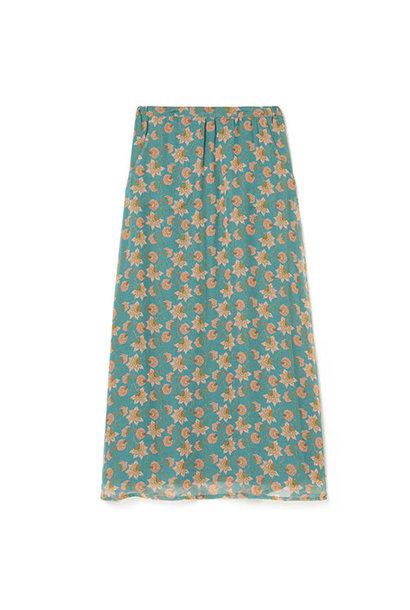 Louise Misha Women Yungalina Skirt Storm Flowers Skirt (rok)