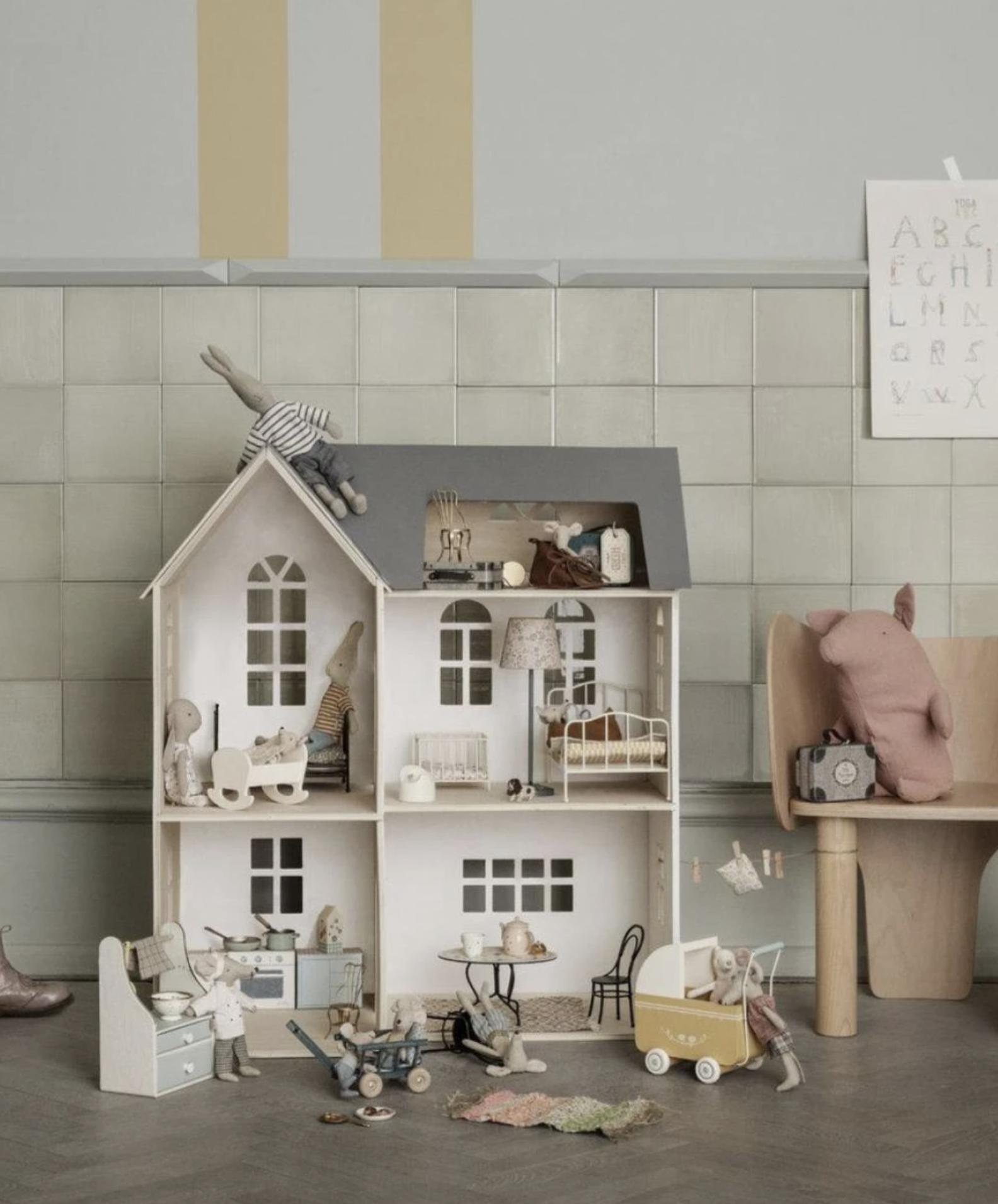 Maileg House of miniature - Bonus Room (poppenhuis)-3
