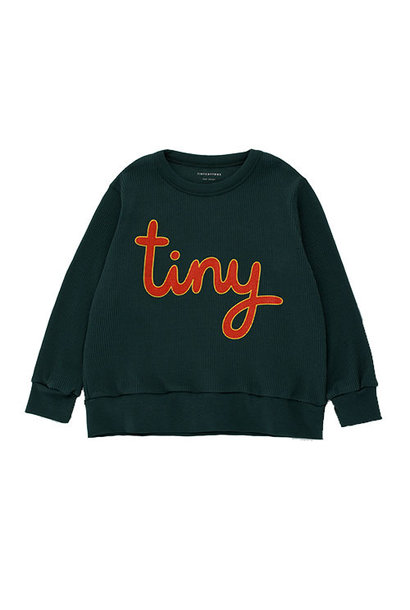 Tinycottons Tiny Sweatshirt ink blue/red (trui)