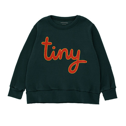 Tinycottons Tiny Sweatshirt ink blue/red (trui)-1