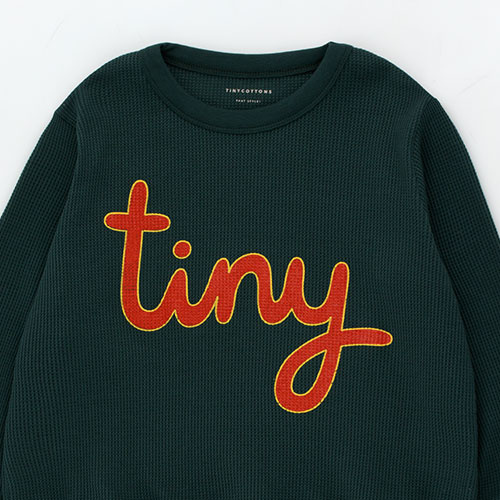 Tinycottons Tiny Sweatshirt ink blue/red (trui)-3