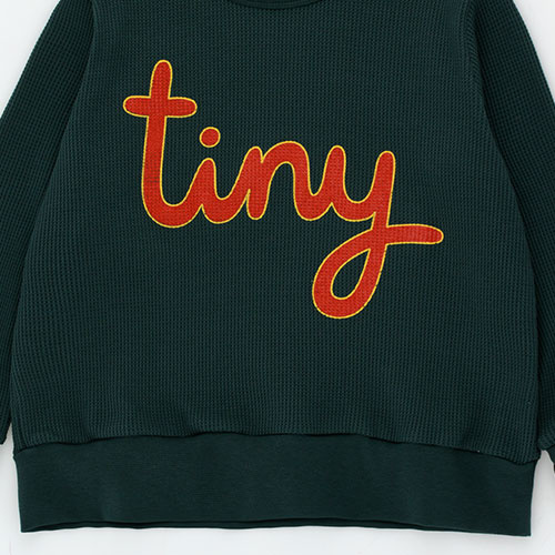 Tinycottons Tiny Sweatshirt ink blue/red (trui)-4