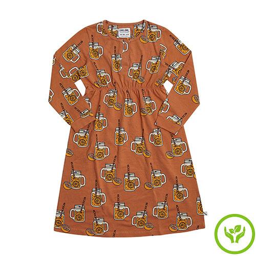 CarlijnQ Lemonade - 2 buttons dress (jurk)-1