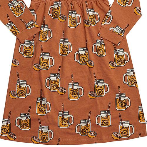 CarlijnQ Lemonade - 2 buttons dress (jurk)-5