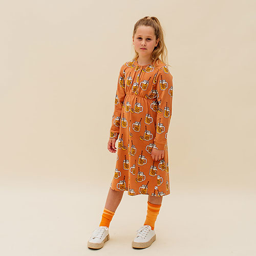 CarlijnQ Lemonade - 2 buttons dress (jurk)-3
