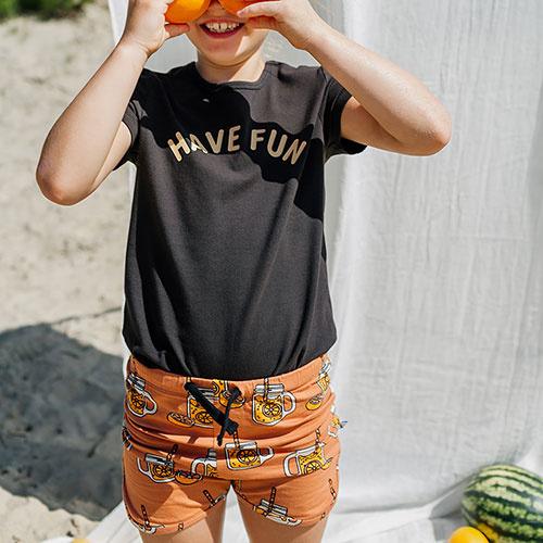 CarlijnQ Lemonade - shorts (korte broek)-2