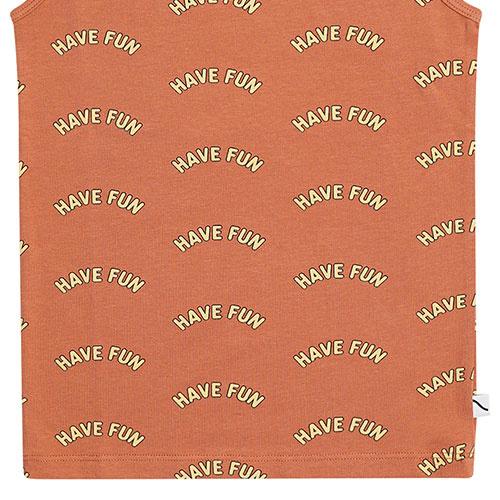 CarlijnQ Have fun - tanktop (shirt)-3