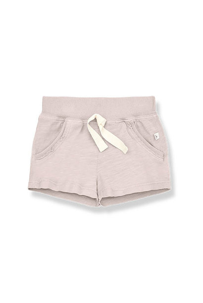 1+ in the family luis bermuda Slub Cotton Jersey rose (shorts)