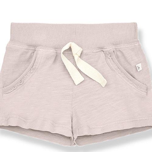 1+ in the family luis bermuda Slub Cotton Jersey rose (shorts)-2