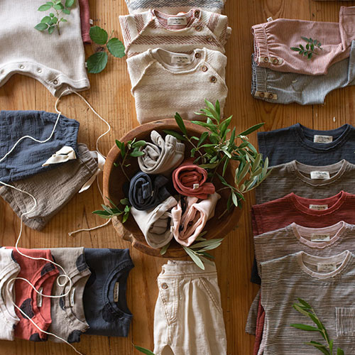 1+ in the family mireia short sleeve t-shirt Slub Cotton Jersey anthracite (shirt)-2