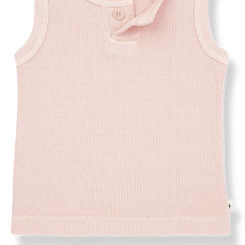 1+ in the family genis tank top Rib rose (shirt)-3