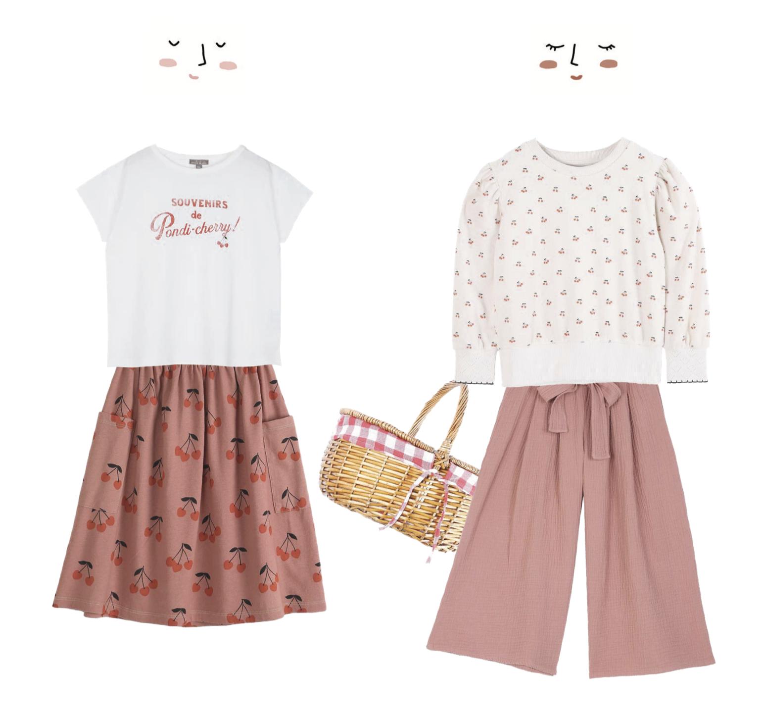 Emile et Ida Tee Shirt Souvenirs de Pondi-Cherry (t-shirt)-2
