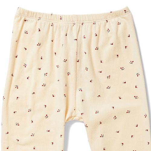 Konges Slojd Basic Pants Bloom Red/Blue (broek)-3