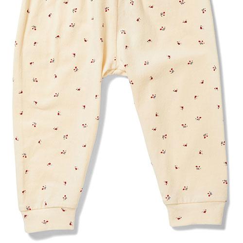 Konges Slojd Basic Pants Bloom Red/Blue (broek)-4
