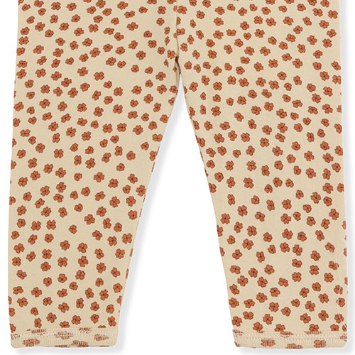 Konges Slojd New Born Pants Buttercup Rosa (broek)-4