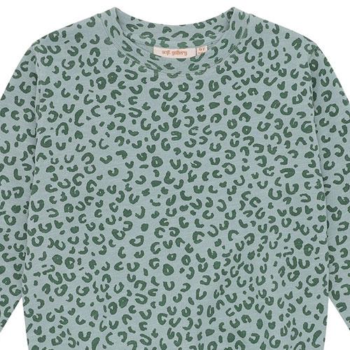 Soft Gallery Baptiste Sweatshirt Slate, AOP Leospot L (trui)-4