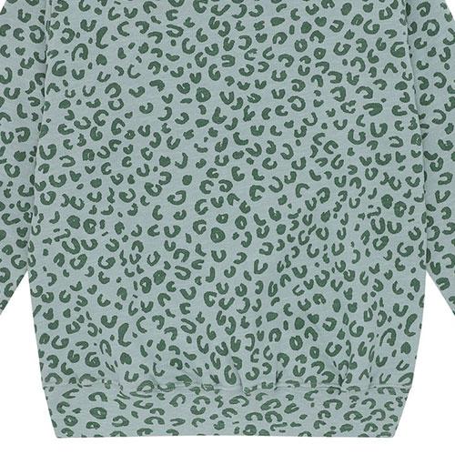 Soft Gallery Baptiste Sweatshirt Slate, AOP Leospot L (trui)-5