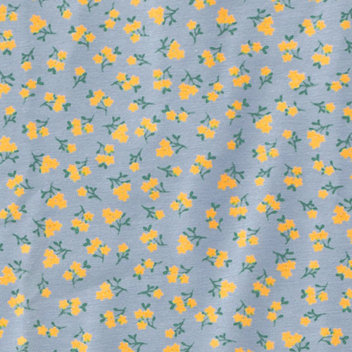 Tinycottons Small Flowers Body summer grey/honey (romper)-4