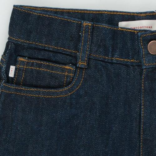 Tinycottons Denim Short denim (korte broek)-2