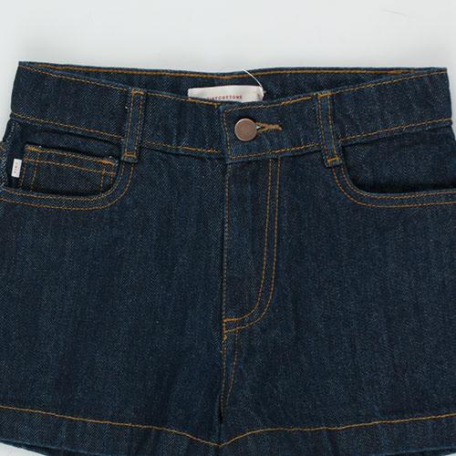 Tinycottons Denim Short denim (korte broek)-3