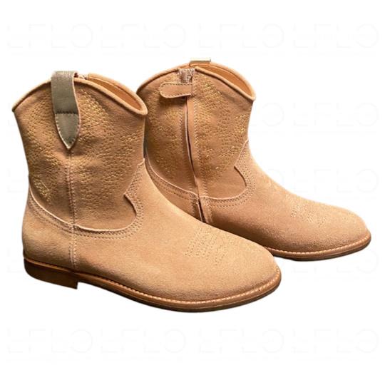 Orca Cowboy Boots Valencia Nude d380 (laars)-1