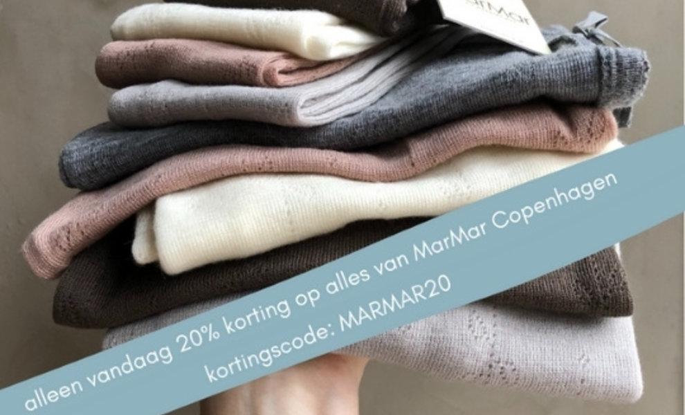 MarMar Mania - 20% korting op de nieuwste collectie